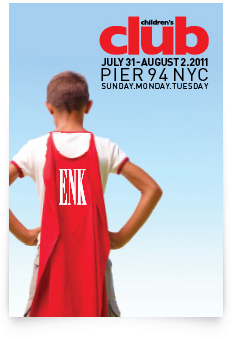 ENK Children's Club - July 31-August 2, 2011 - Pier 94 NYC - Sunday.Monday.Tuesday
