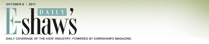 E-shaw's - Daily Coverage of the Kids' Industry, Powered By Earnshaw's Magazine