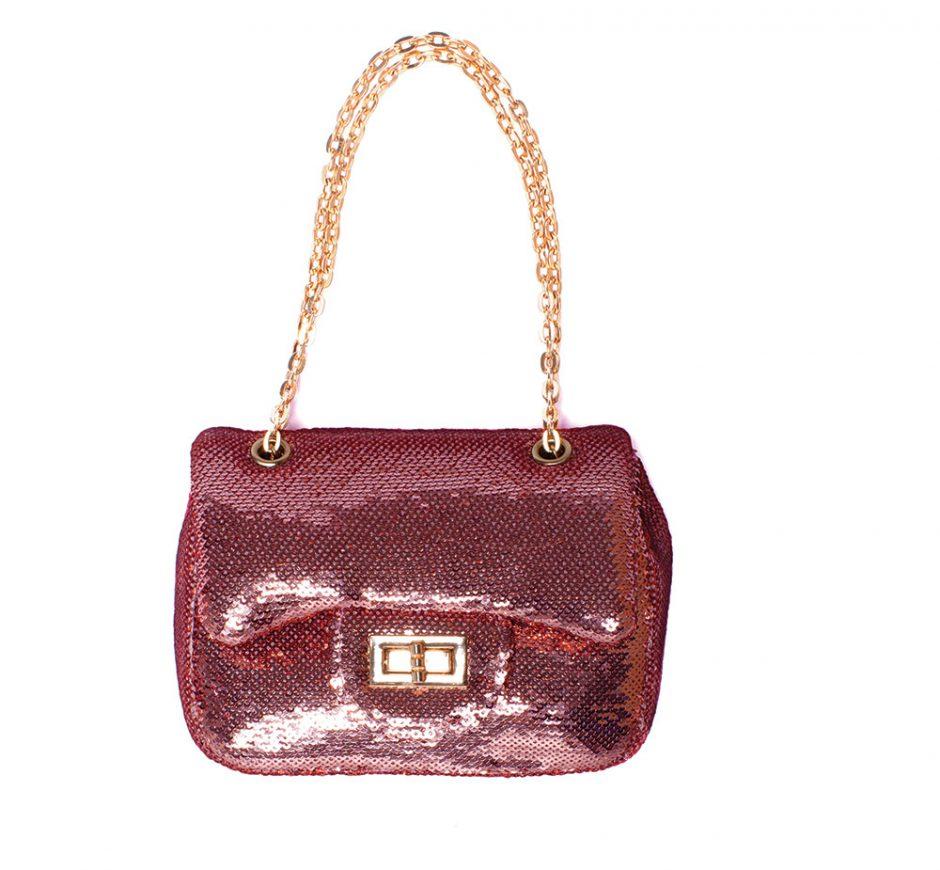 Tiny Treats by Zomi Gems sequin purse