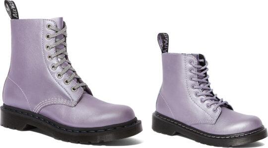 Dr. Martens kids' and women's glitter boots