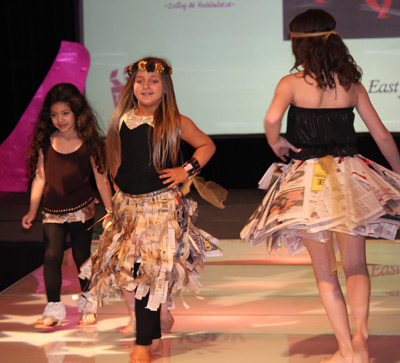 Girls Strut Their Stuff During A Fashion Filled Weekend In New Jersey Earnshaw S Magazine Earnshaw S Magazine