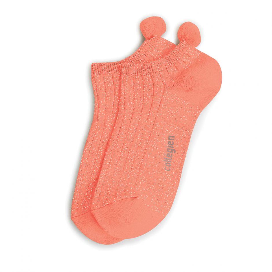 Collégien glitter socks