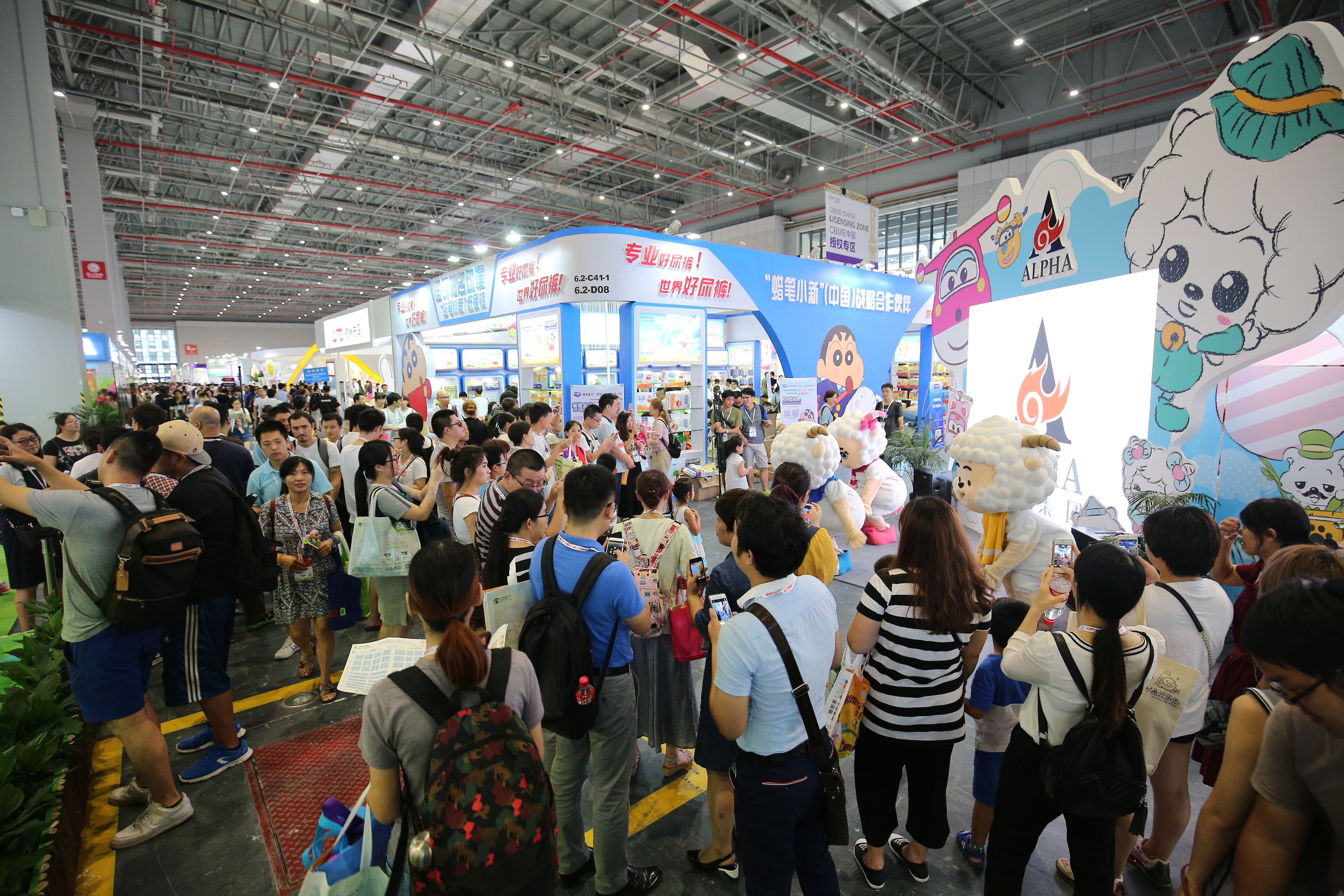 CBME China packs them in.