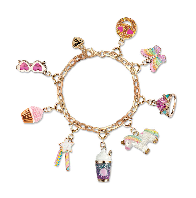 Charm It by High IntenCity charm bracelet