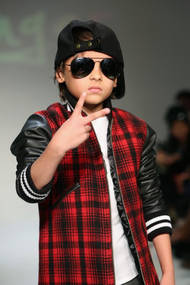 petitePARADE / Kids Fashion Week, NYC February 2015