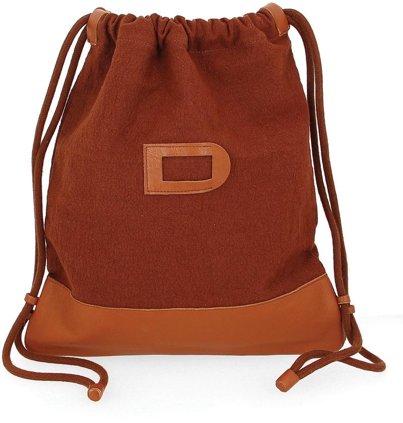 Easy Peasy drawstring bag