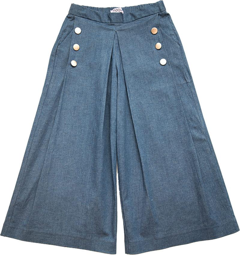 Moque wide-leg  pants