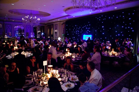First Candle's annual gala held last week at The Pierre in New York City.