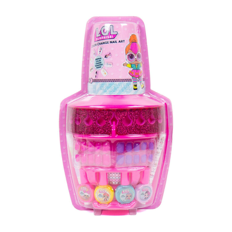 L.O.L Surprise nail art kit