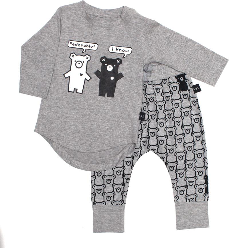Huxbaby shirt and pants