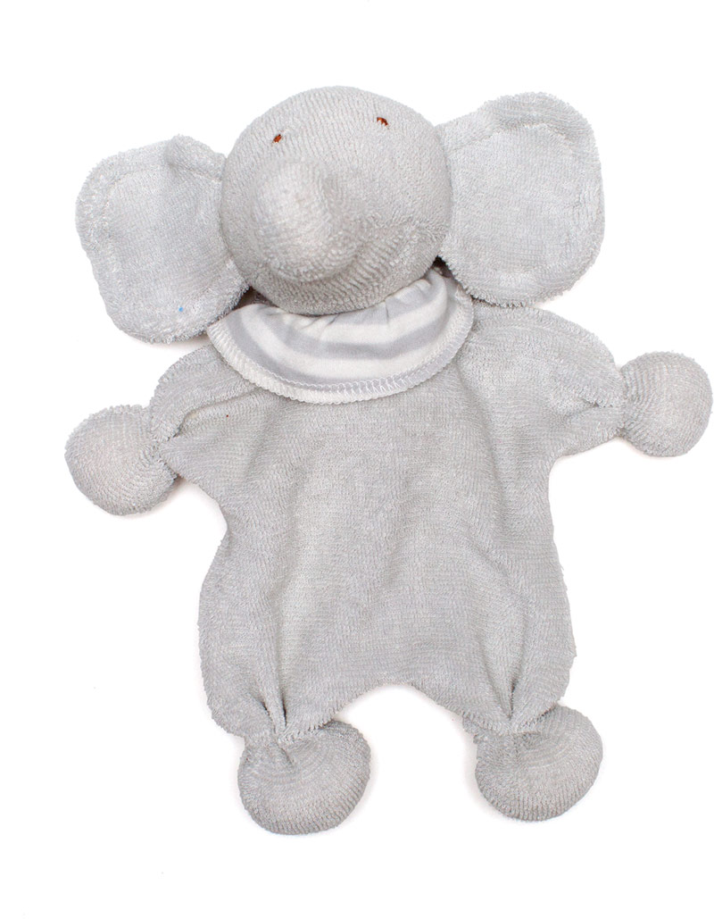 Under the NIle elephant plush