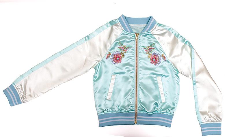 Princess Faith bomber jacket