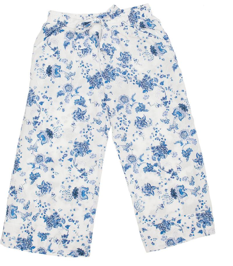 Eddie Pen paisley pants