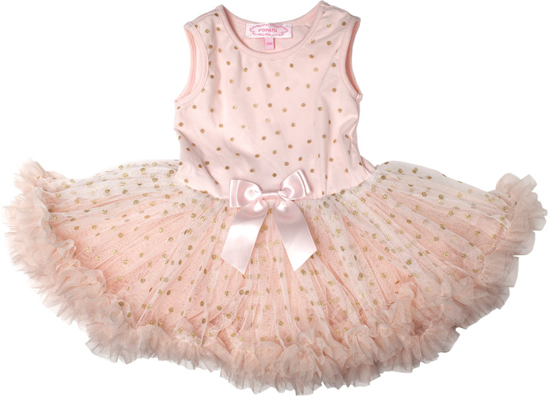 Popatu tutu dress