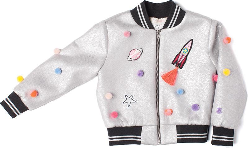 Baby Sara  bomber jacket