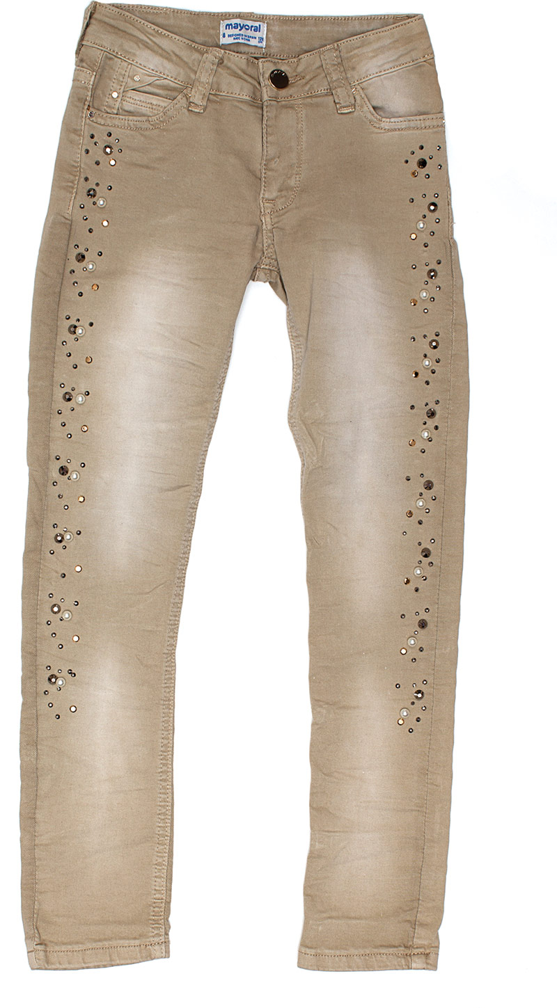 Mayoral embellished pants