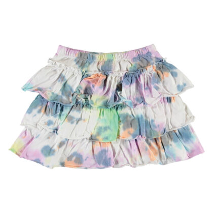 Molo tiered skirt