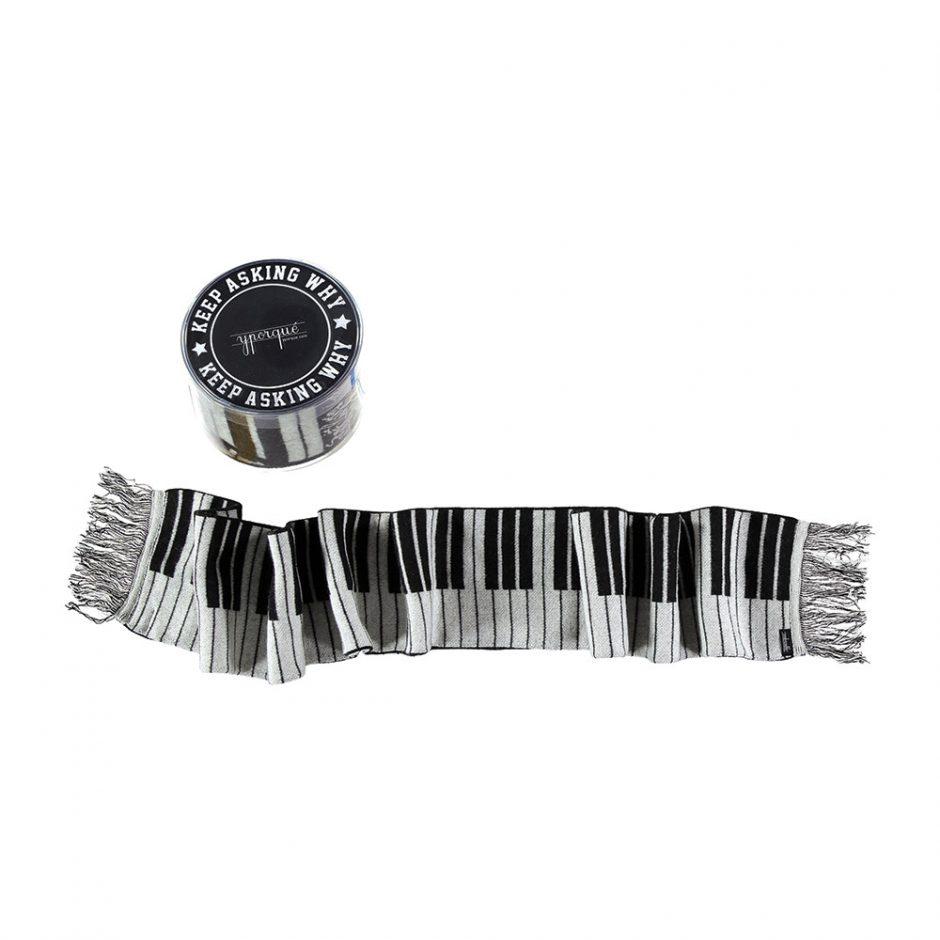 Yporque piano scarf