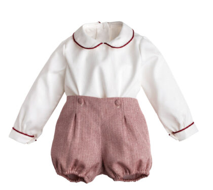 Pepa & Co shirt and bloomers set