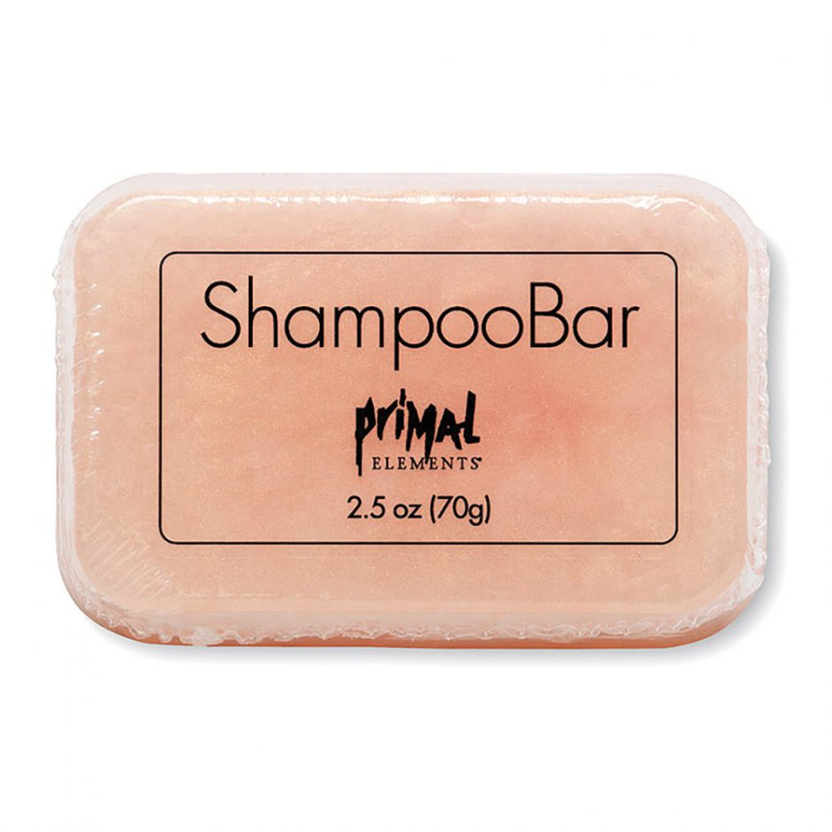 Primal Elements  shampoo bar