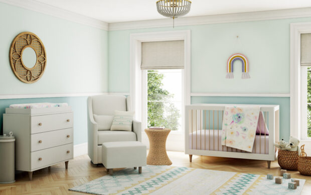 Baby Partners With Decorist For