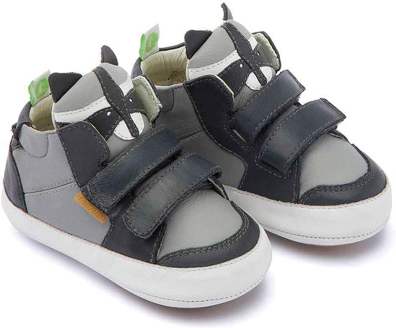 Tip Toey Joey racoon sneakers