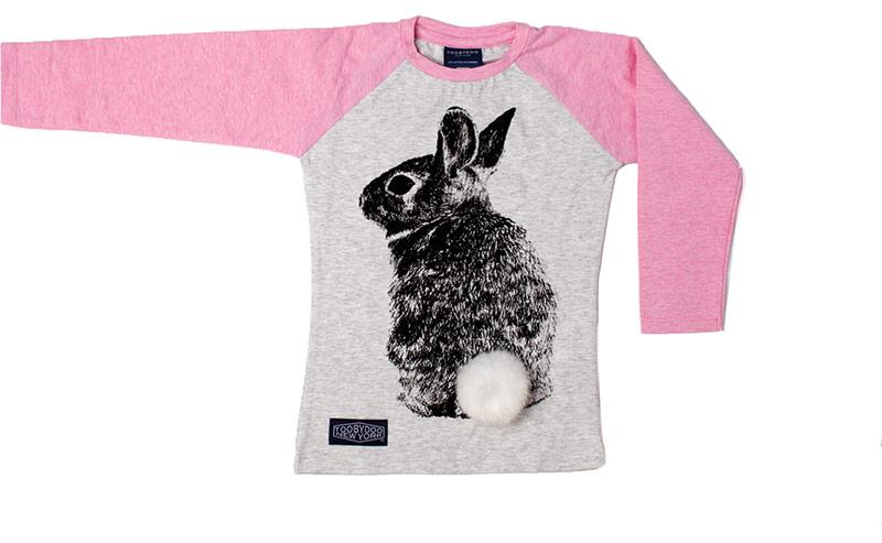 Toobydoo bunny shirt
