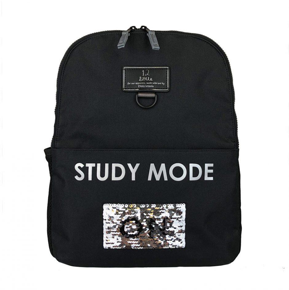 Morikukko   hooded backpack