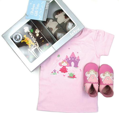 Bobux Bows Gift Sets