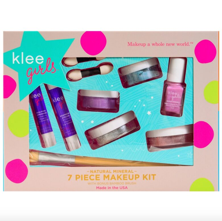 Klee Girls  mineral  makeup set