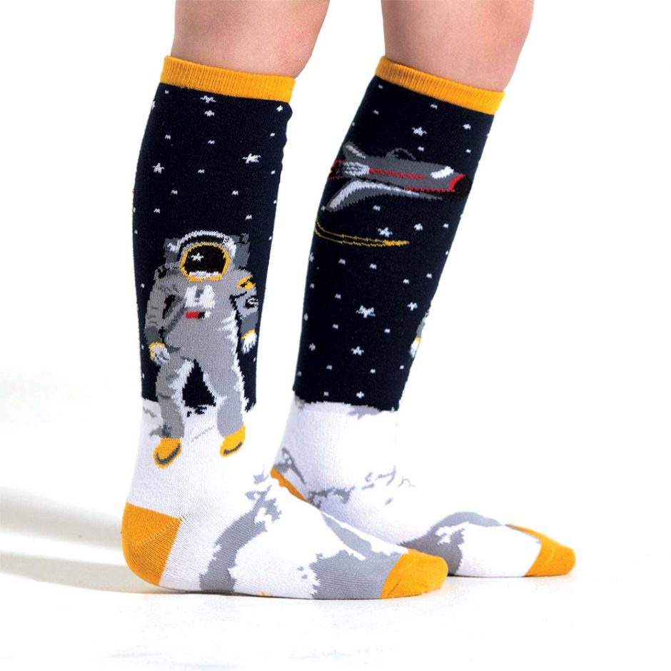 Sock it  to Me  space socks