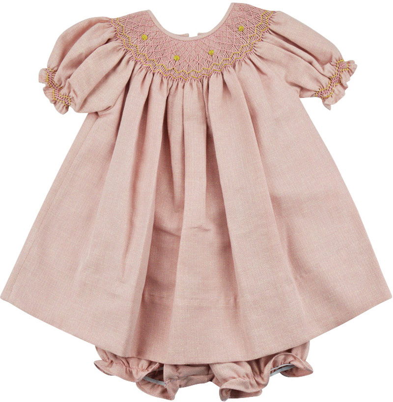 Marco & Lizzy dress and bloomers