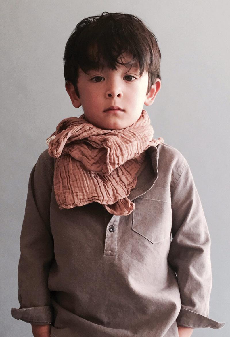 Malu Organic scarf