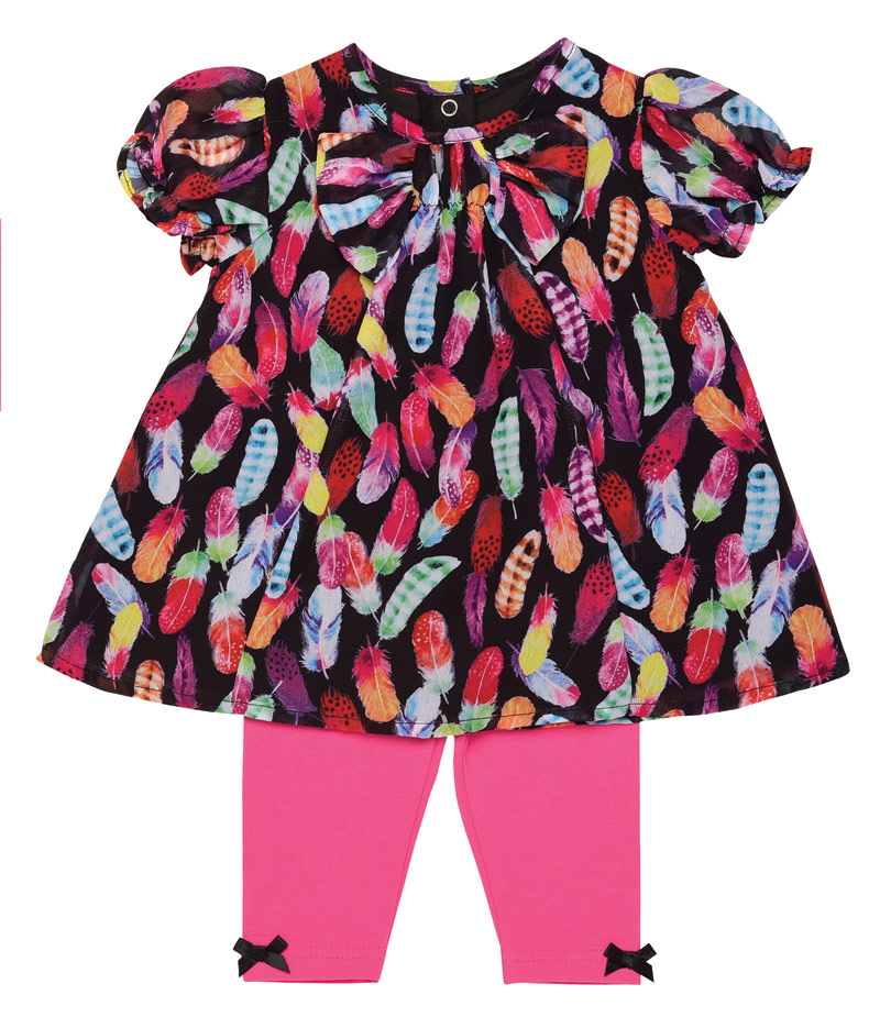 Baby Starters tunic and leggings