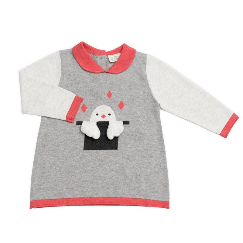 Cigogne Bébé sweater